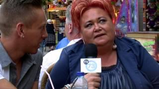 Interview met Kermisexploitant en zangeres Karin Welsing (Kermis Laat)