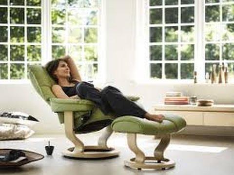 Норвежский бренд  удобное кресло Stressless