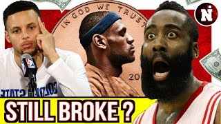 The Truth Behind How Much Money NBA Players REALLY Make!