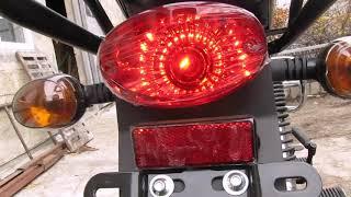 Обзор и тест драйв альфа RX 110cc