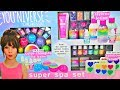HUGE Activity Set Soap Lip Balm Rainbow Hand Lotion Super Spa Set DIY-B2cutecupcakes