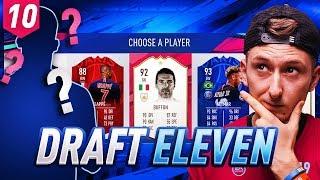 OSTATNI DRAFT - FIFA 19 DRAFT ELEVEN Se05 [#10]