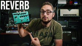 5 REVERB Tricks You Should Know || Strymon Big Sky
