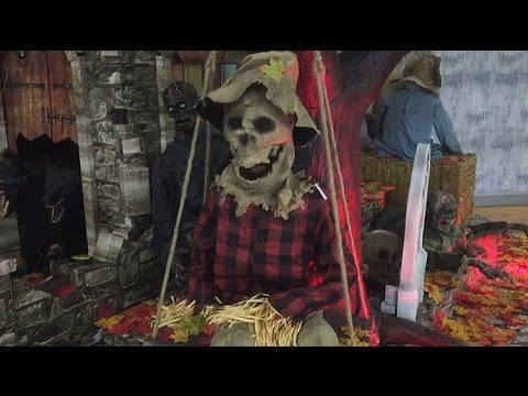 Spirit Halloween 2016 FIRST TRIP!!!