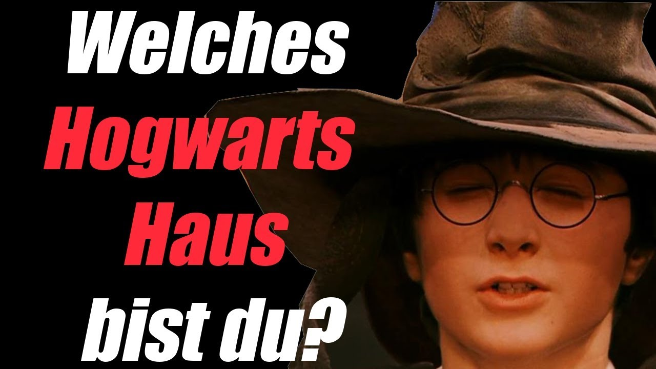 Welches Harry Potter Haus Bin Ich