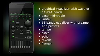 selenium musicplayer 3d for android devices     أفضل مشغل موسيقى ثري دي لهواتف الأندرويد screenshot 2