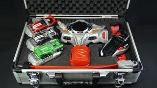 仮面ライダー ドライブ 自作ドライバーケース DXドライブドライバー&シフトカーホルダー Kamen Rider Drive DX Drive Driver & Holder Case thumbnail