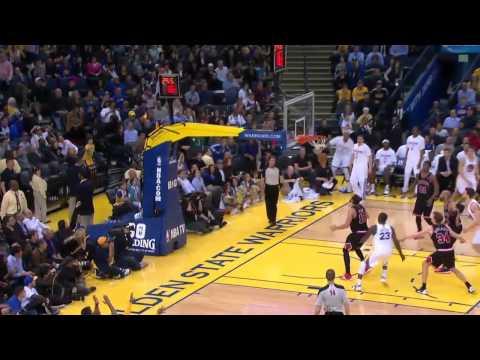 Chicago Bulls vs Golden State Warriors | February 6, 2014 | NBA 2013-14 Season