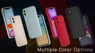 JETech Silicone Case for iPhone 11 6.1-Inch