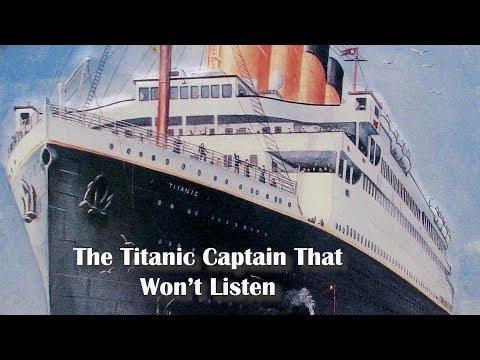 John Adams - The Titanic Captain That Won't Listen