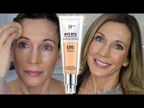 Foundation Friday Over 50 | #46 | IT Cosmetics Bye Bye Foundation