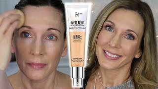Foundation Friday Over 50 | #46 | IT Cosmetics Bye Bye Foundation