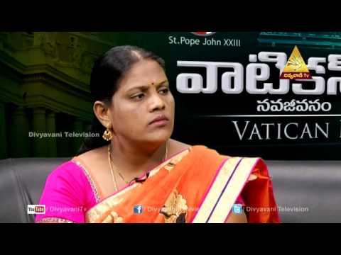 Daiva Vakaiarchana   Fr.P.Francis,Nava Jeevanam,Part- 2   Divyavani TV