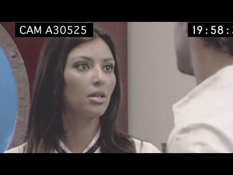Kim Kardashian Appears On