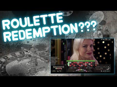 Quick Roulette Redemption???