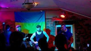 Выступление группы Alba gu brath в кафе Хундертвассер 11 апреля 2015 года(, 2015-06-01T12:37:53.000Z)