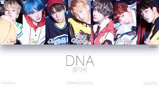 Download [HAN|ROM|ENG] BTS (방탄소년단) - DNA (Color Coded Lyrics)