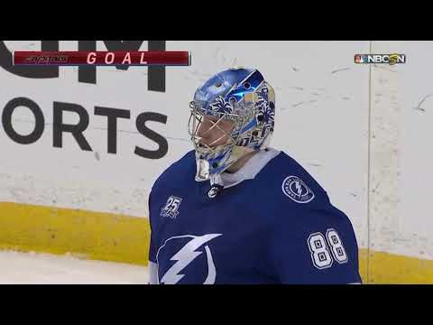 Washington Capitals vs Tampa Bay Lightning - May 13, 2018 | Game Highlights | NHL 2017/18
