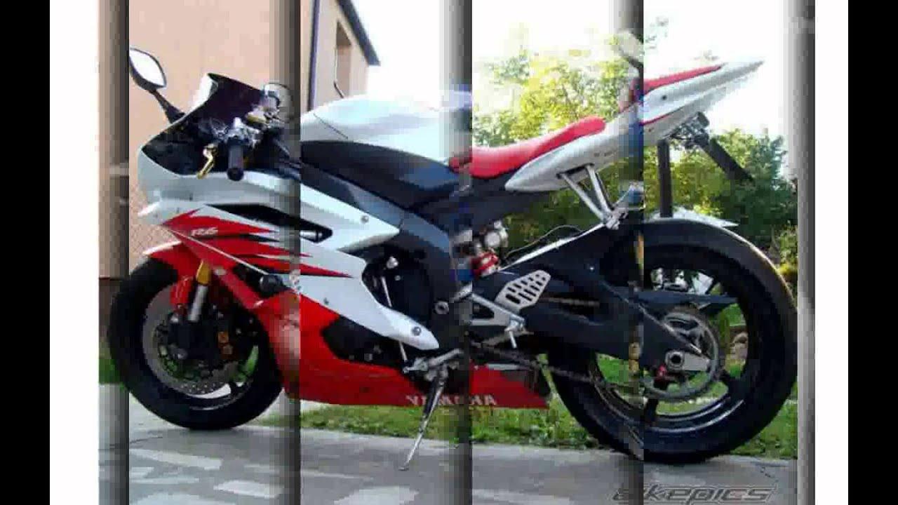 2007 Yamaha YZF R6 Specs - YouTube