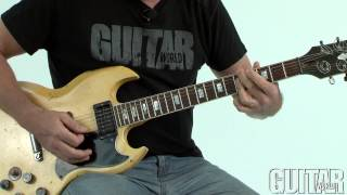 """Giant Steps"" Lesson with Jimmy Brown - String Theory"