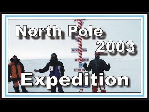 North Pole Expedition 2003 Thru Norway, Svalbard, Longyearbyen And Spitsbergen