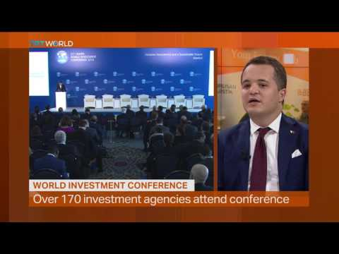 Money Talks: World Investment Conference, interview with Arda Ermut