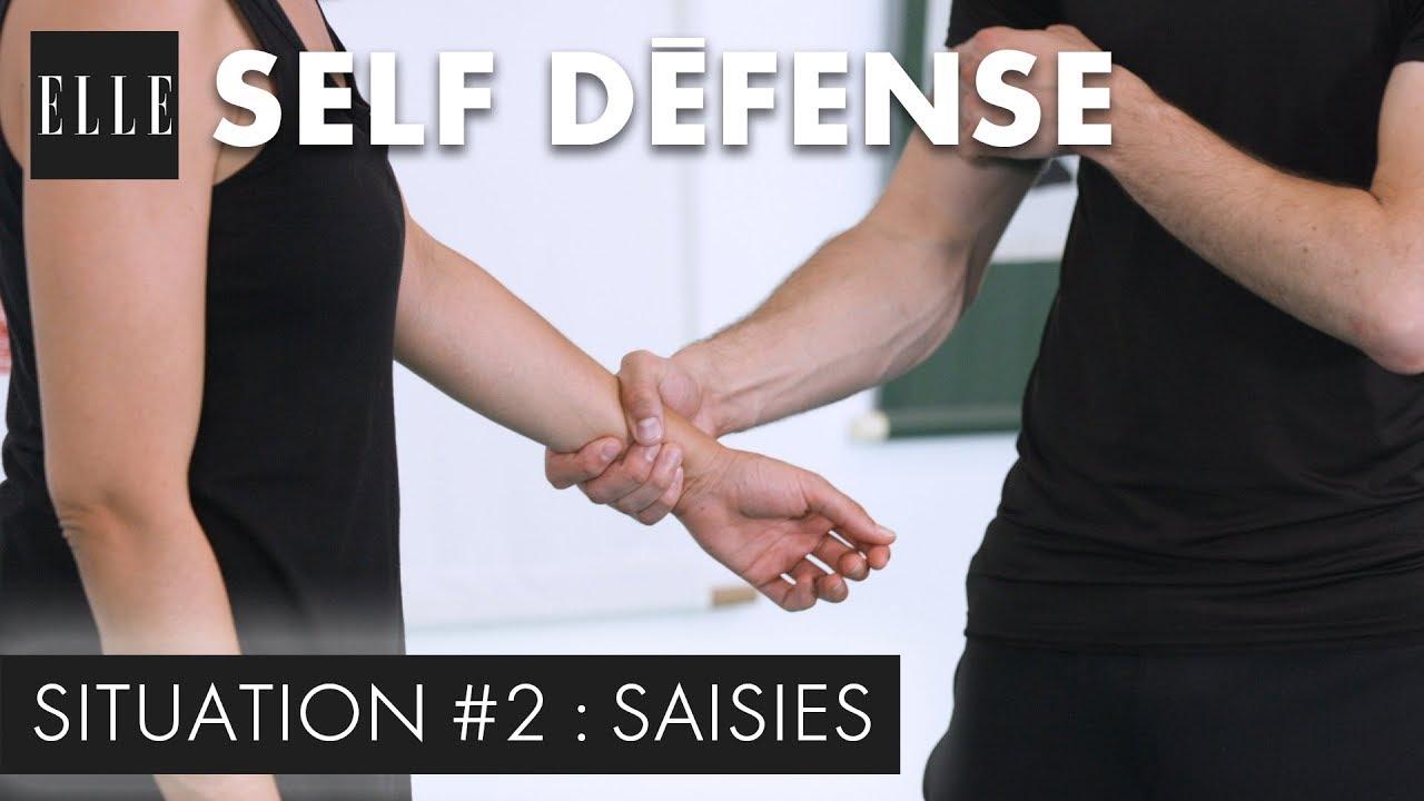 Download Self-défense : les techniques pour contrer une saisie