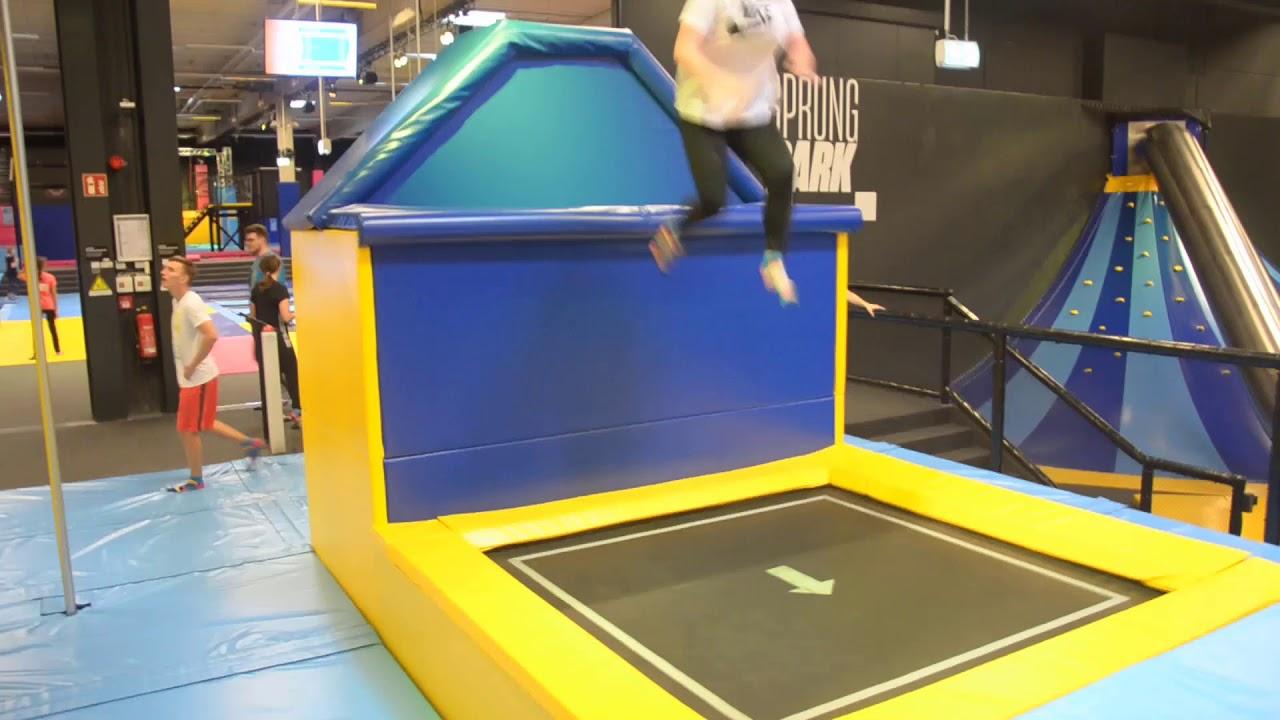 trampolin lathen