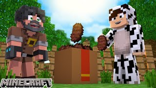 MR. MOO IS A CANNIBAL! | Minecraft