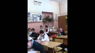 Утро поэзии в школе 1206, 3 класс