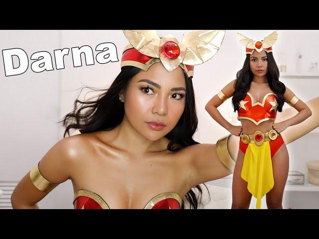 Make Up Vlogger as DARNA lol