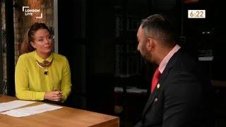 LondonLive TV: Ahmadiyya Muslims against Youth Radicalization