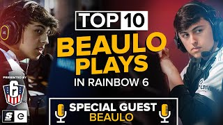 The Top 10 Beaulo Plays From Rainbow Six Siege