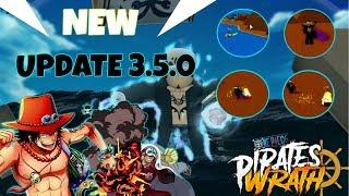 (ROBLOX) NEW UPDATE 3.5.0 | ONE PIECE PIRATE WRATH