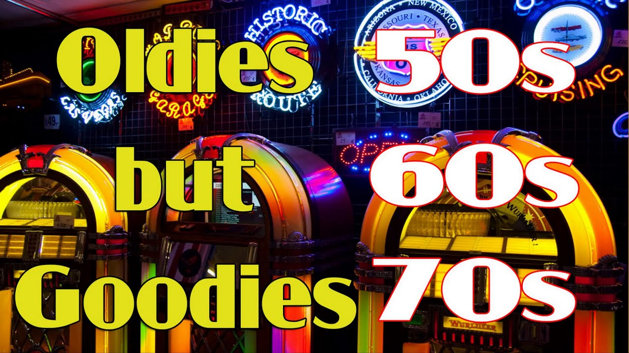 Greatest Hits Oldies but Goodies - 50's 60's 70's Oldies But Goodies Non  Stop Medley