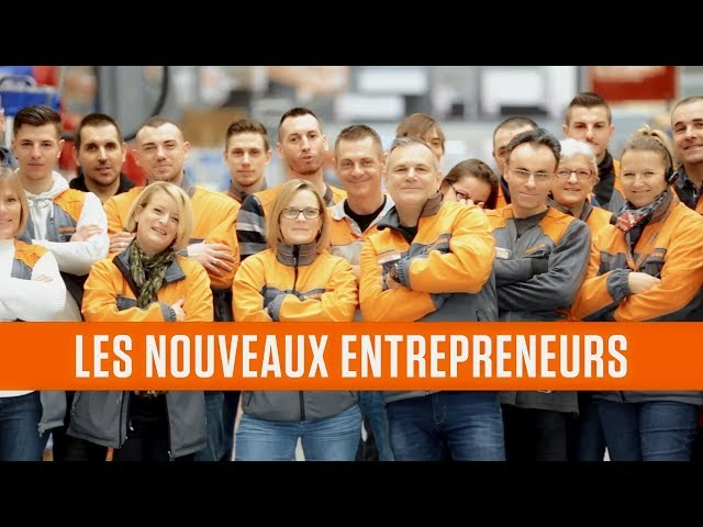 BRICOMAN, les nouveaux entrepreneurs