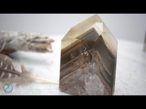 Phantom Quartz Crystal: Breakthrough Blocks