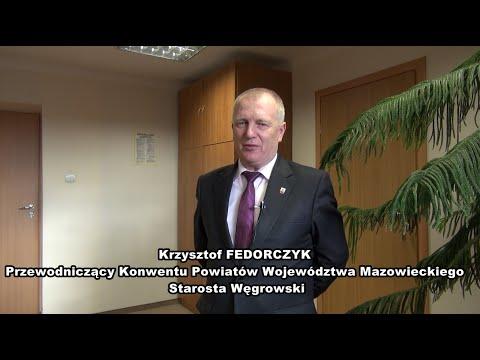 Wywiad z Krzysztofem Fedorczykiem, Przewodniczącym Konwentu Powiatów Województwa Mazowieckiego