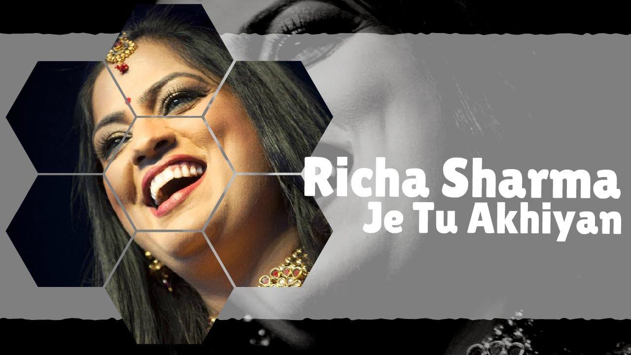 Richa sharma the lioness singer in kapil's show – the kapil sharma.