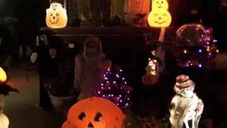 Project Woodhaven:  The Halloween House