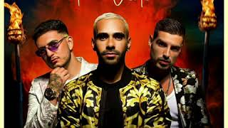SASHA FT OMAR MONTES X FABBIO -  LLAME PA´ VERTE 🖤 DJ ADEMARO