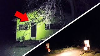 AREA 51 ABANDONED CAMO DUDE'S HOUSE?!