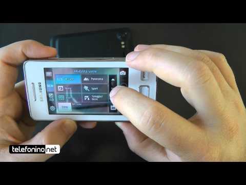 Samsung Star II S5260 videoreview da Telefonino.net