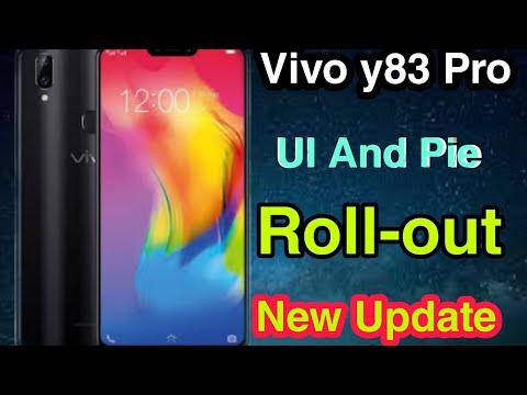 Vivo Y83 Pro Pie And 9.0 UI New Update Technical Vijay