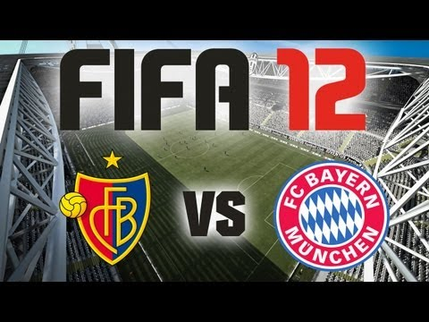 Let's Orakel FIFA 12 #005 [Deutsch] [HD] - Basel vs. Bayern