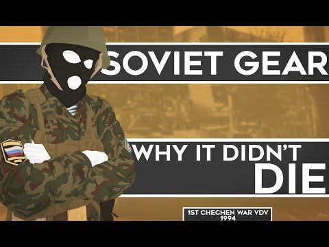 Soviet Gear - Why it Didnt Die | Feature Fittings