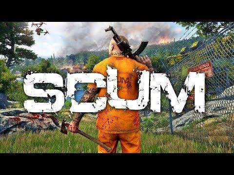 SCUM ★ Neues Survival Game Angezockt ★ Live #01 ★ Multiplayer Gameplay Deutsch German