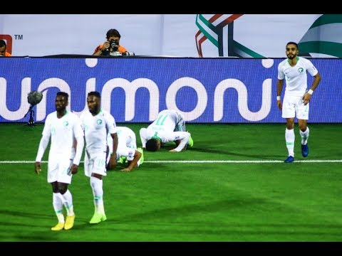 Saudi Arabia 4-0 DPR Korea (AFC Asian Cup UAE 2019: Group Stage)