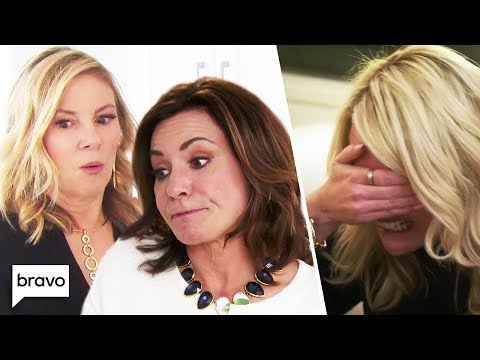 Nobody Is Going To Luann's Cabaret & Tinsley Suffers A Terrible Loss | RHONY Highlights (S11 Ep16)