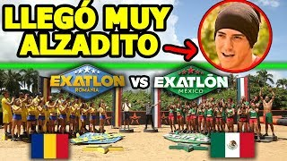 Exatlón México | Aristeo muy alzadito | México gana a Rumania